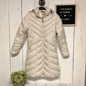 Woman's Patagonia Goose Down Full Length Jacket S